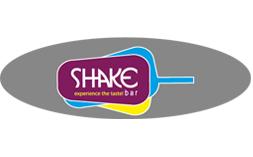 shake bar logo